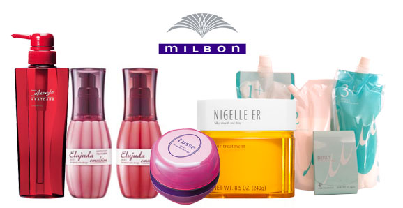 Milbon products